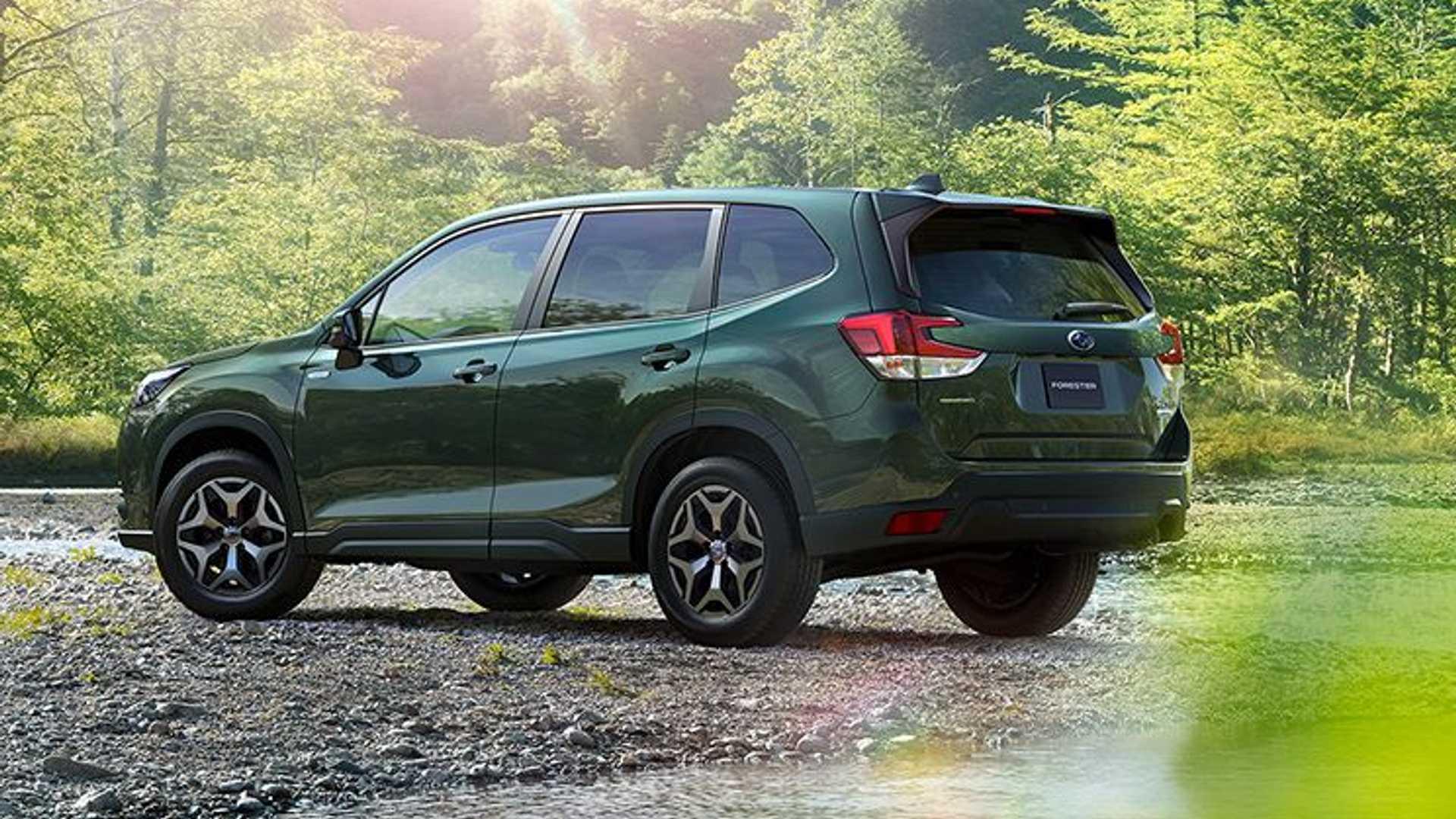 В Японії дебютував оновлений Subaru Forester