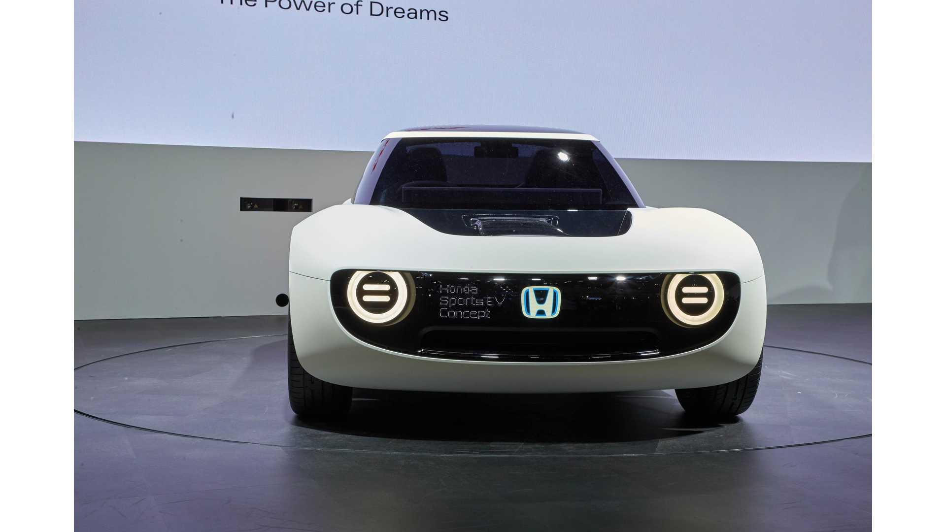 У 2022 році з'явиться електричний спорткар Honda Sports EV