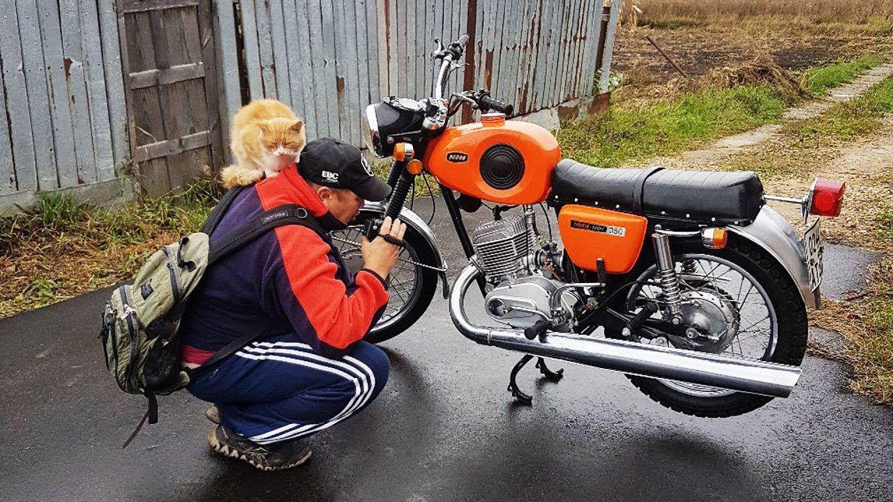 """Легендарний мотоцикл """"Іж Планета Спорт"""": продавався навіть в Європі"""