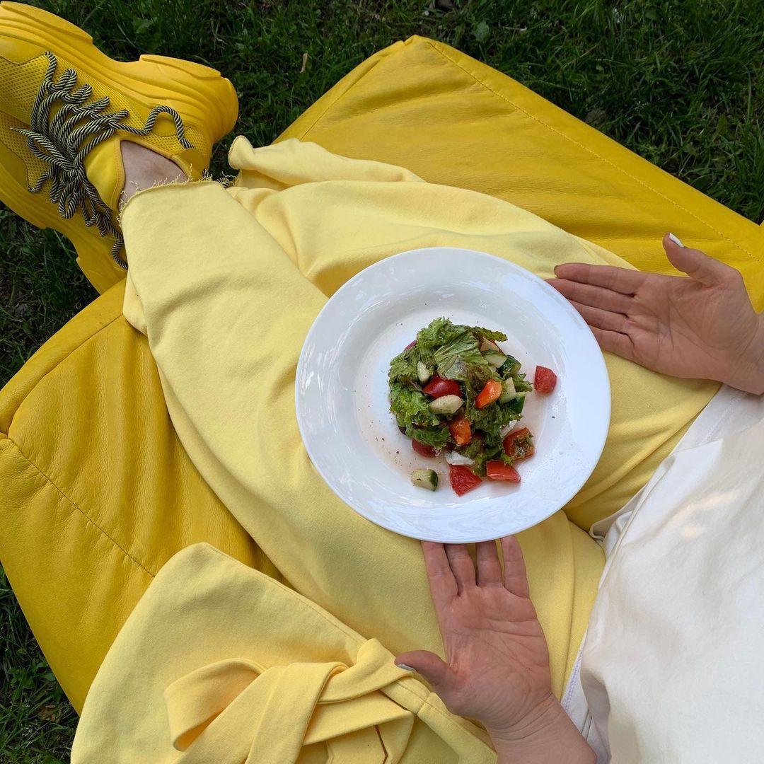 Дієта Наталі Могилевської: співачка здивувала дуже строгим раціоном харчування