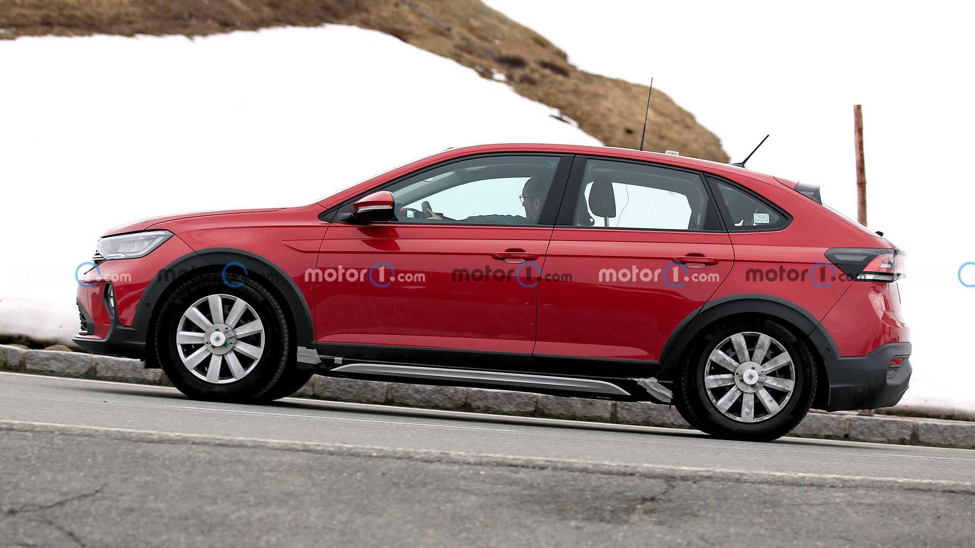 Бюджетний кросовер VW розсекречений до дебюту