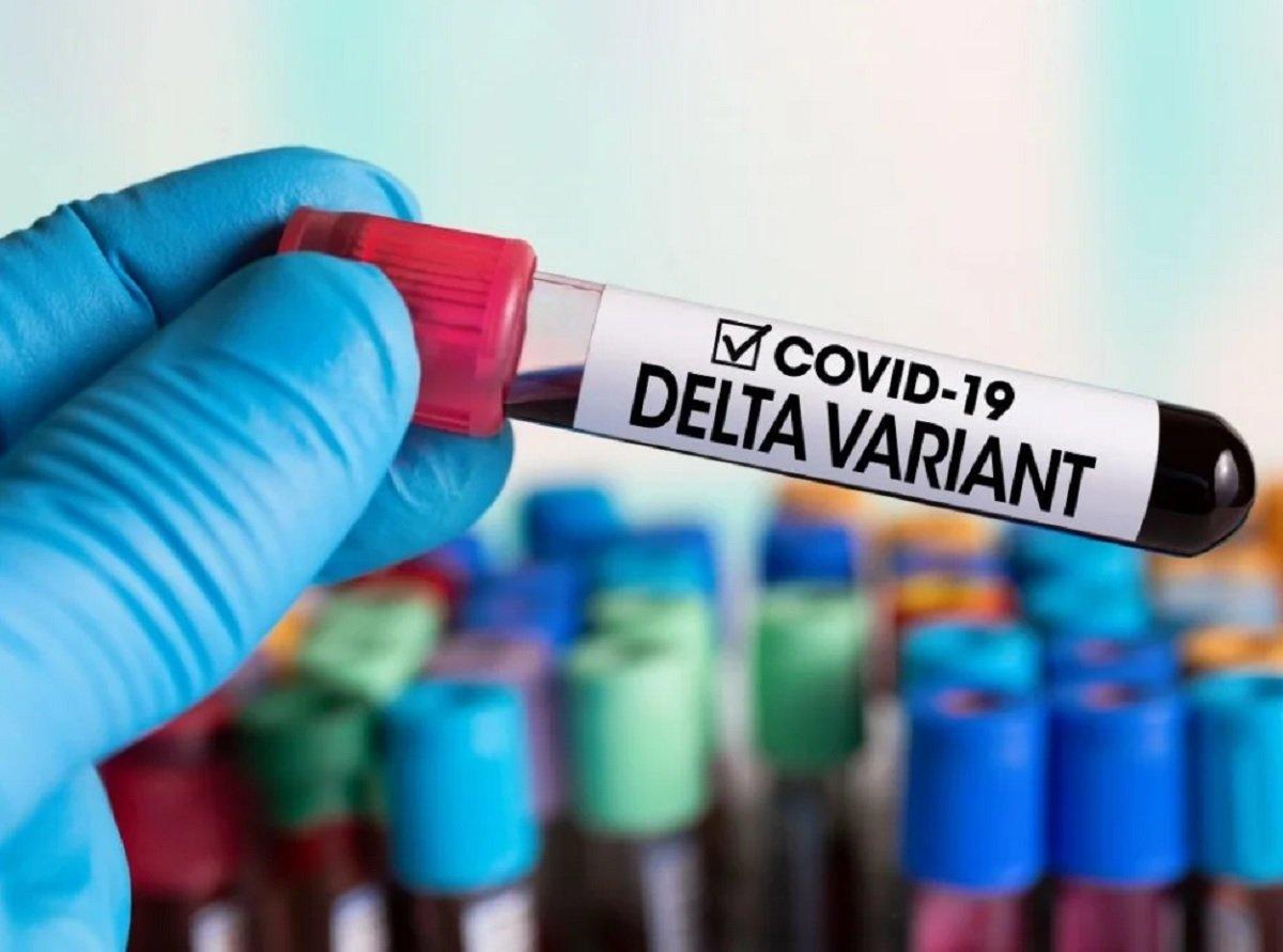 У МОЗ пояснили, як протікає зараження коронавірусом Delta у вакцинованих українців