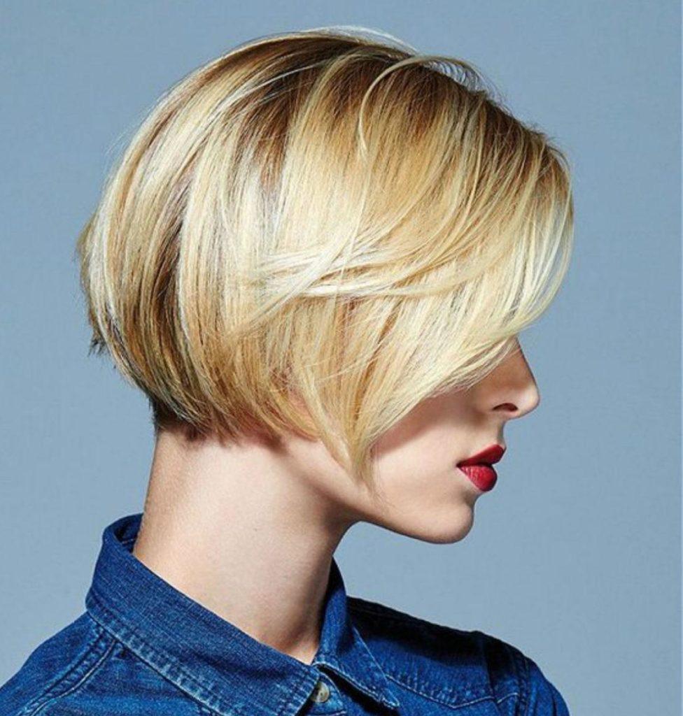Модні французькі стрижки на коротке волосся, які не вимагають укладання