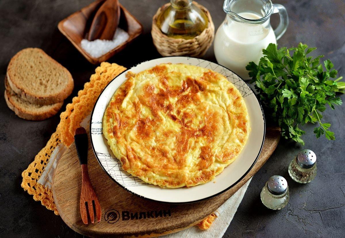 Испанский омлет с картофелем и перцем чили: рецепт сытного блюда к обеду на скорую руку