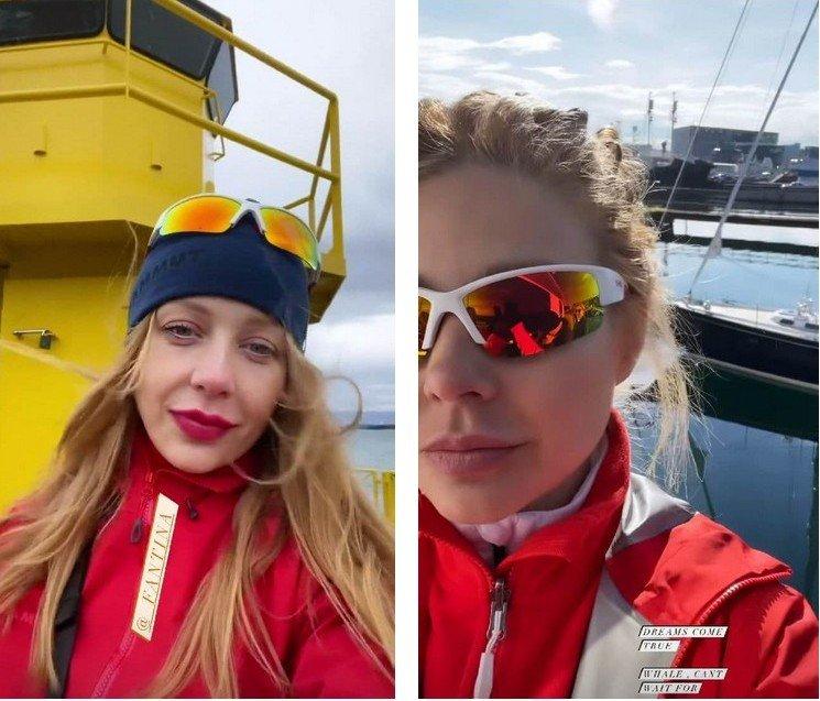 """""""Нас розсекретили"""": Тіна Кароль показала, куди і з ким полетіла в Ісландію"""