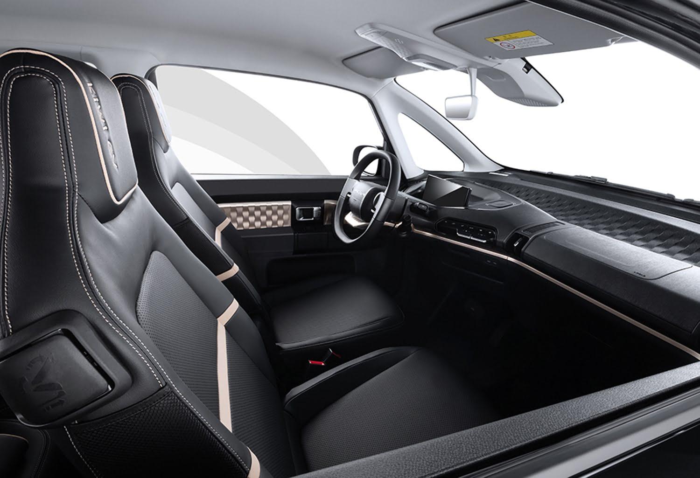 Китайці створили новий недорогий електромобіль Kiwi EV