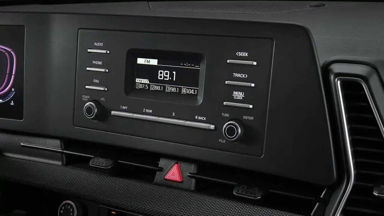 Kia показала новий Sportage в базовій комплектації