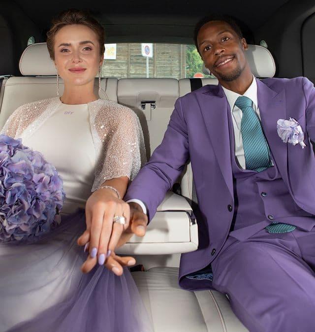 Еліна Світоліна показала перші весільні фото на фоні Женевського озера