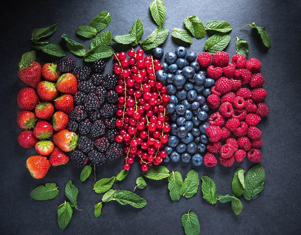 В Україні з'явилися ягоди, які продають по 550-700 гривень за кілограм