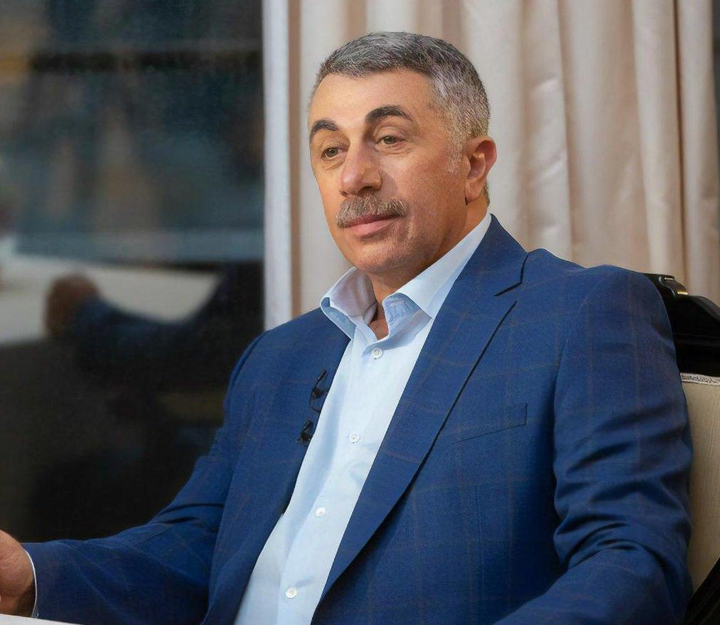 """Доктор Комаровський розповів, як захистити дітей від штаму """"Дельта"""""""