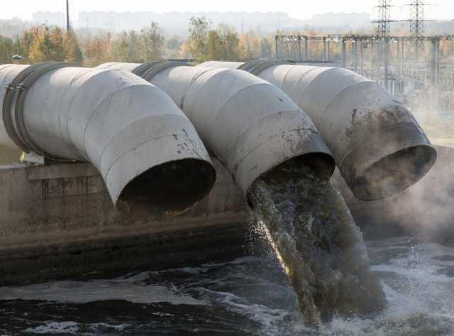 В Украине введут новый налог на воду: заплатить придется за выбросы в канализацию
