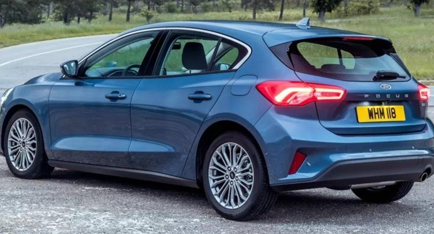 У Мережі показали оновлений Ford Focus