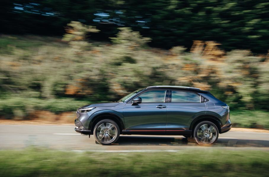 Honda розкрила характеристики HR-V третього покоління