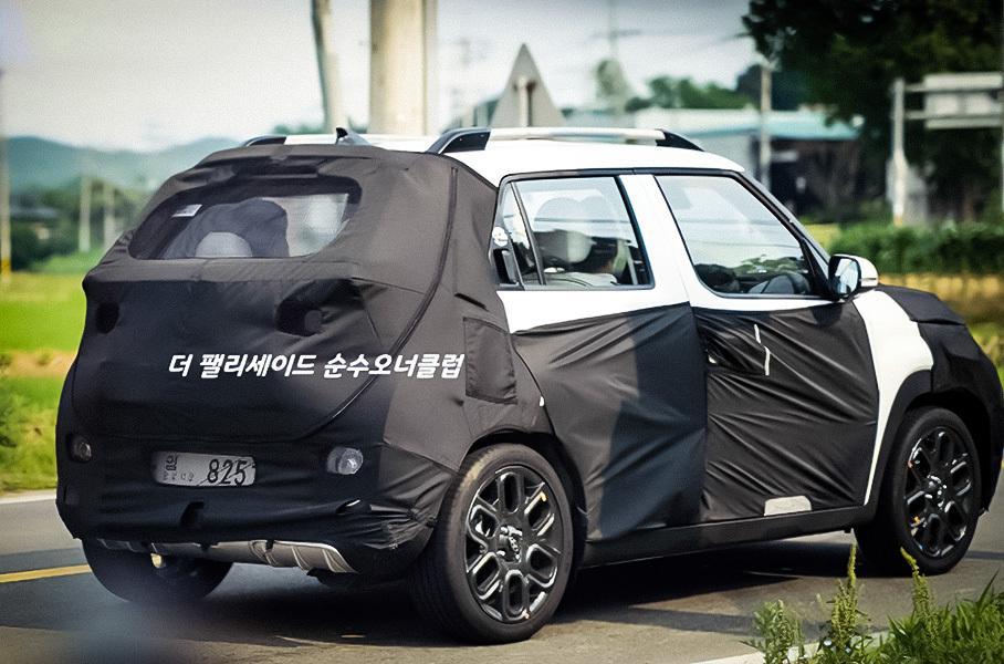 Hyundai вибрав назву для свого найменшого кросовера