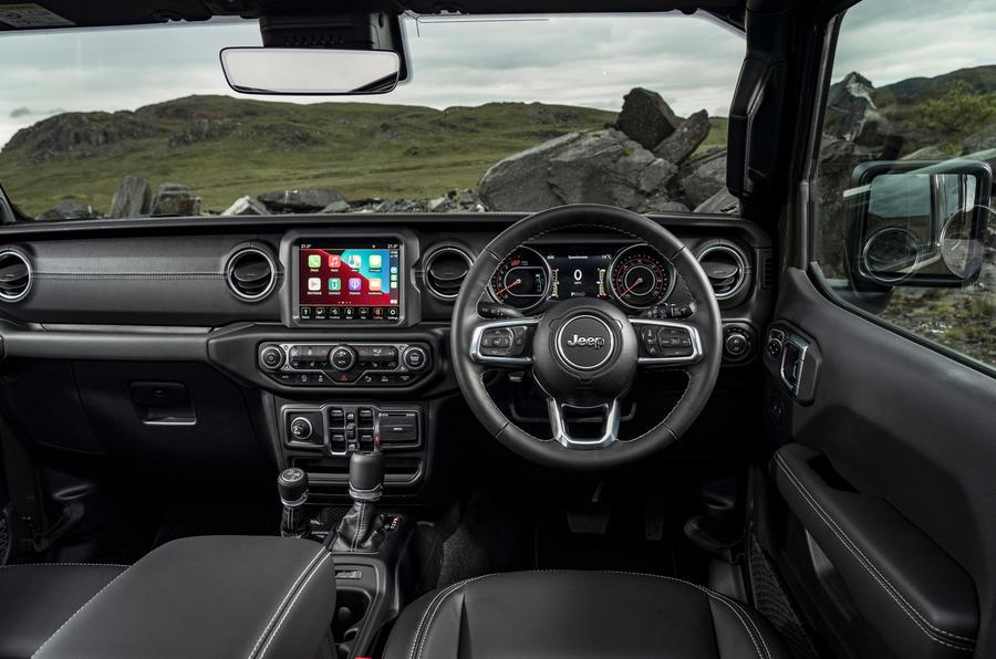 Jeep Wrangler отримав поліпшені позашляхові можливості
