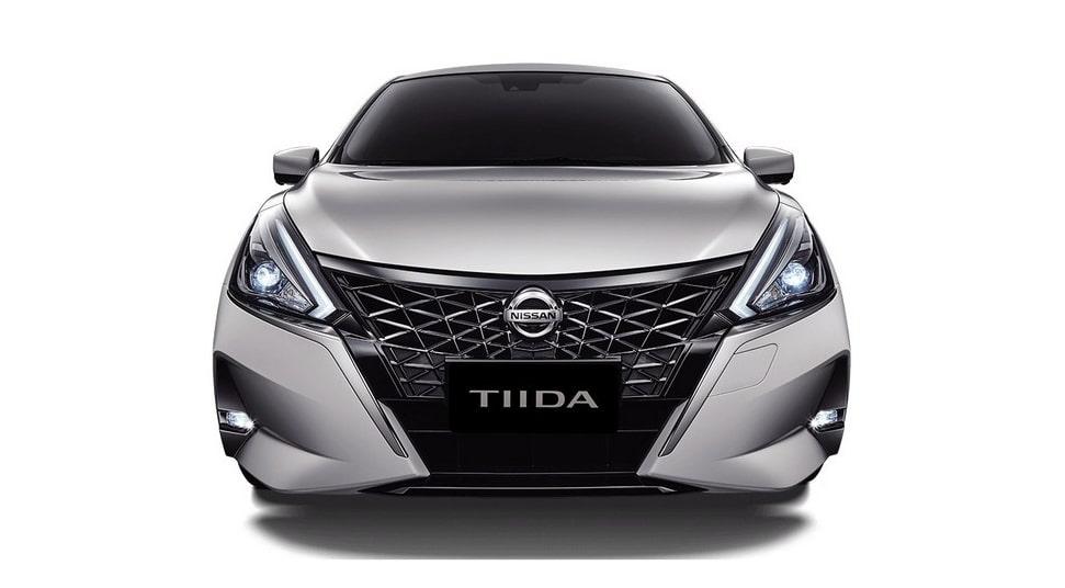 Новий Nissan Tiida став схожий на Note