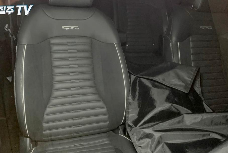 У Мережі показали спортивну версію нового Kia Sportage