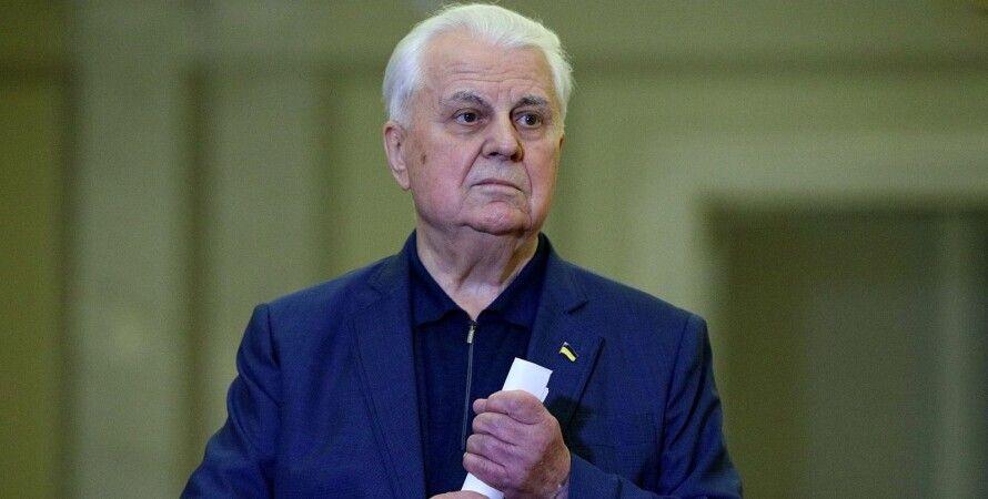 Підключили до апарату ШВЛ: Леонід Кравчук - у важкому стані