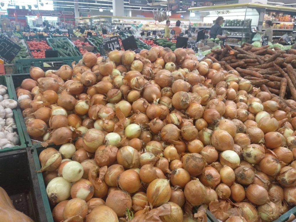 В Україні різко зросли ціни на цибулю: експерти назвали причини