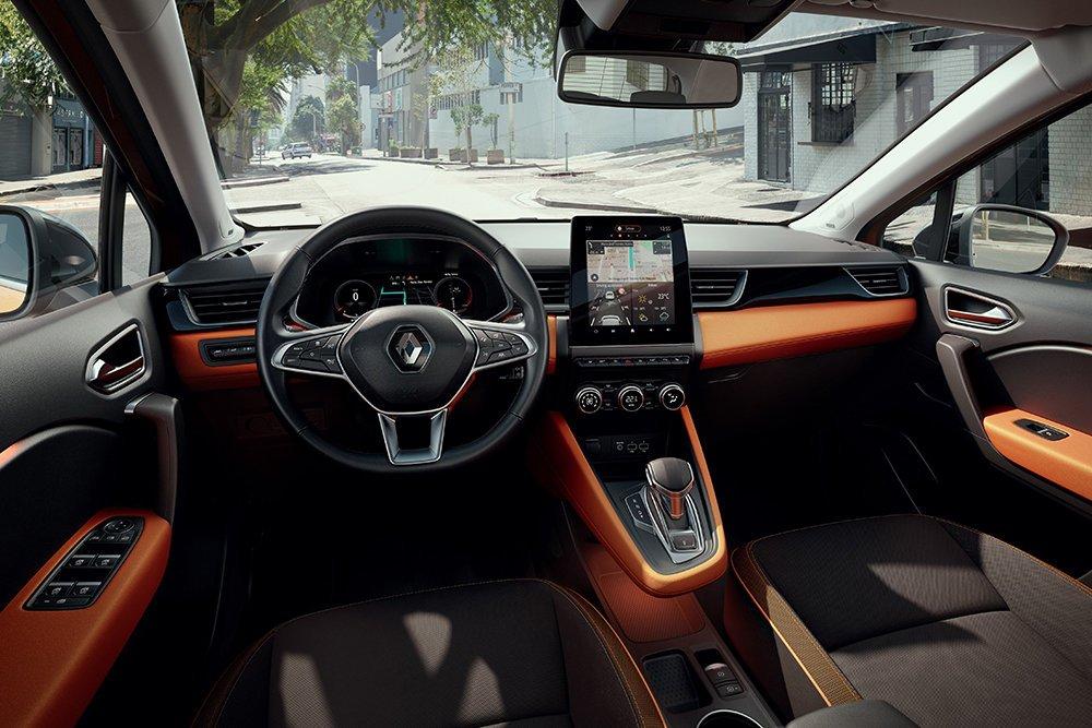 В Україні почали приймати замовлення на новий Renault Captur