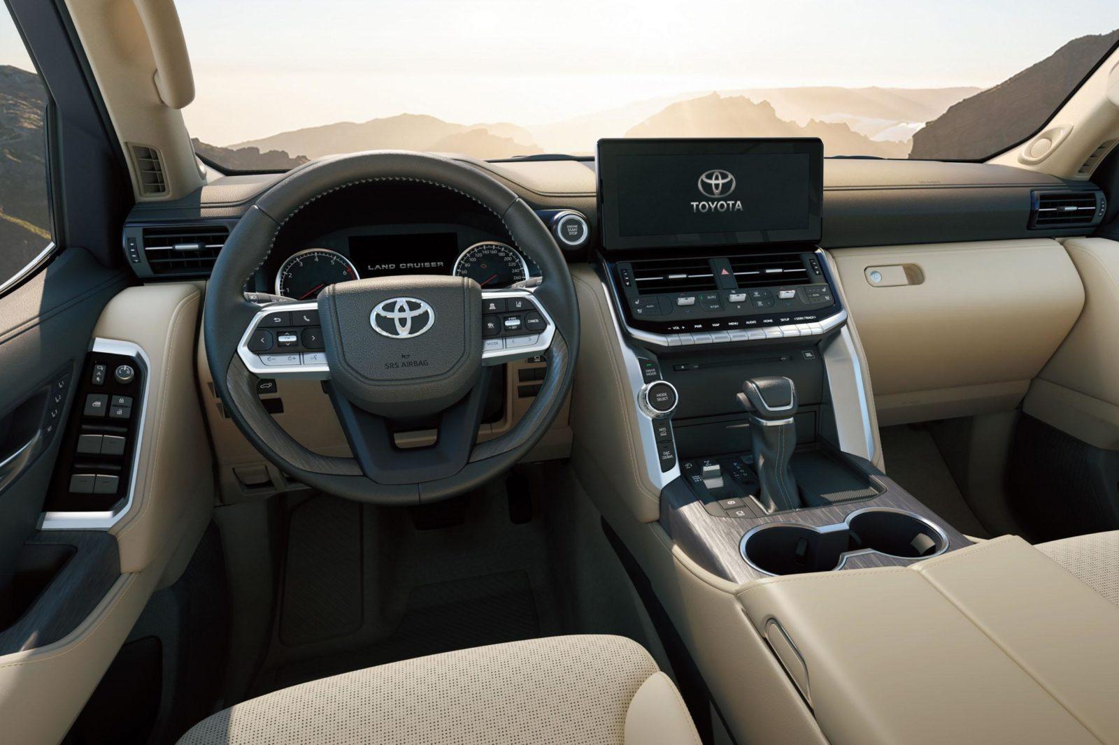Toyota запретила покупателям перепродавать новый Land Cruiser 300 в течении года