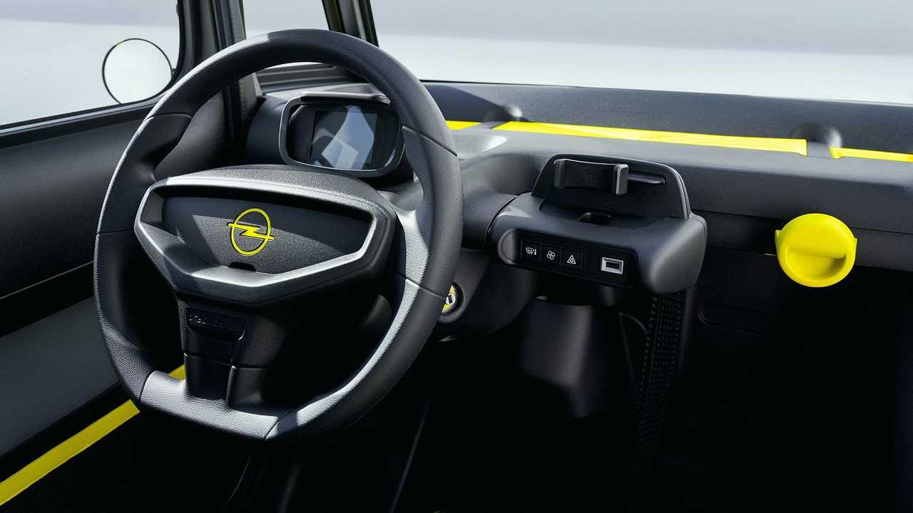 Opel представив електрокар за 7000 євро