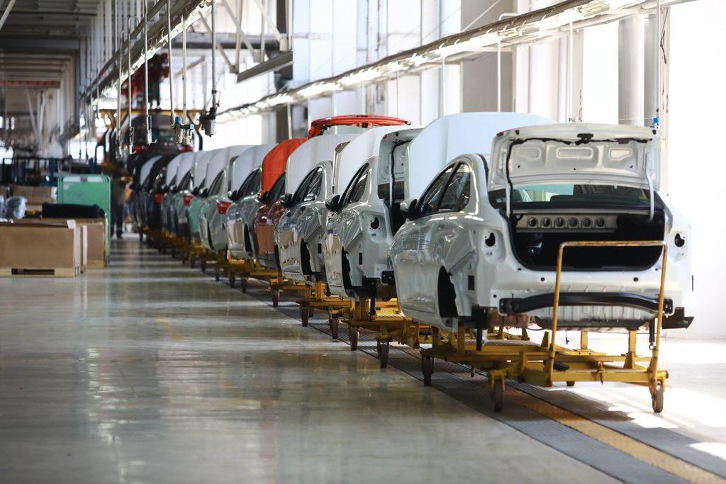 ЗАЗ резко увеличил выпуск автомобилей