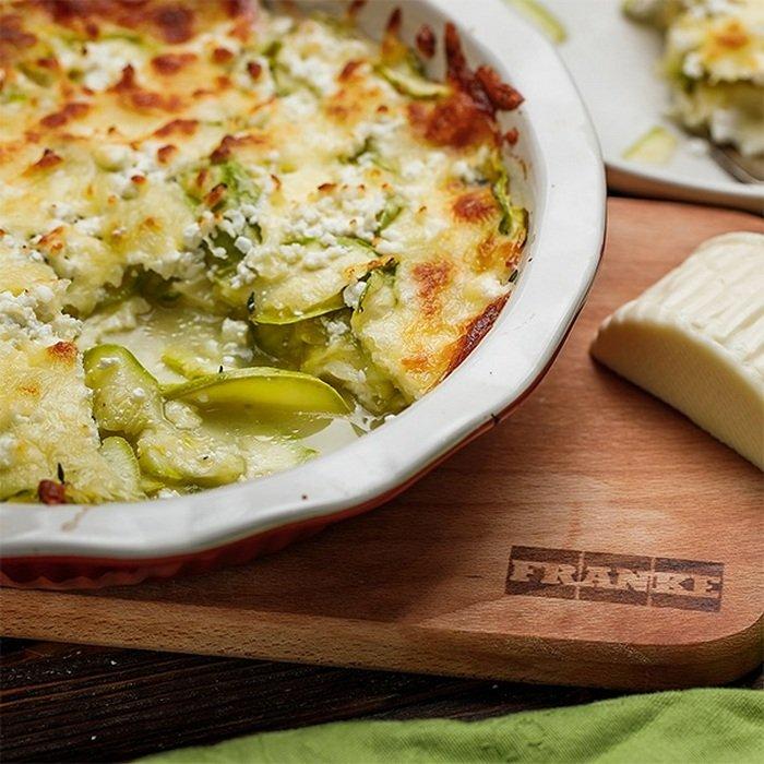 Запеканка из кабачков и творога: простой рецепт полезного и вкусного блюда