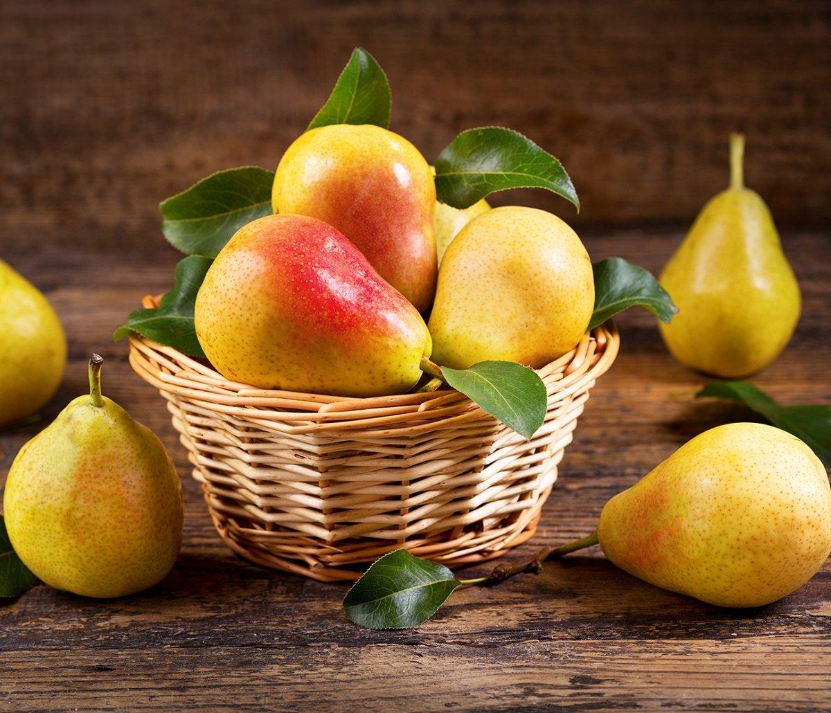 Що зміниться в організмі, якщо їсти груші щодня