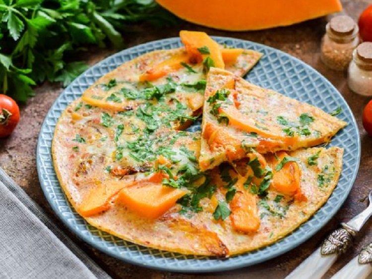 Омлет з гарбузом і сиром за 10 хвилин: рецепт смачної та корисної для здоров'я страви