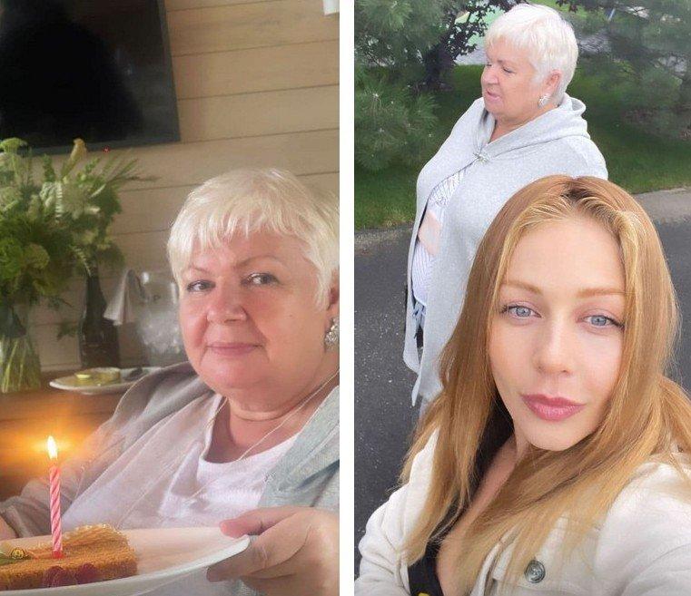 Тіна Кароль показала красуню-маму в день її 61-річчя