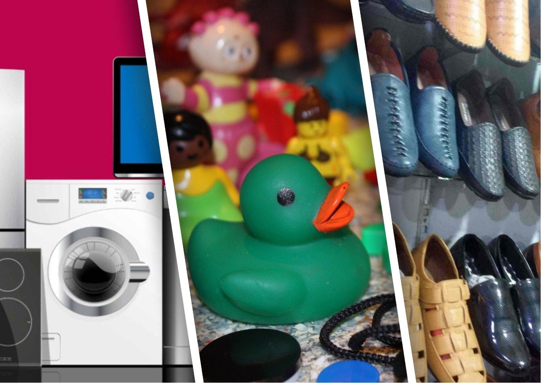 В магазинах по всій Україні виявили десятки тисяч неякісних і небезпечних товарів