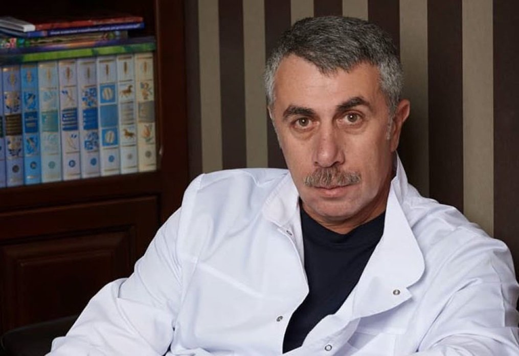 Доктор Комаровский попал в реанимацию и пережил клиническую смерть