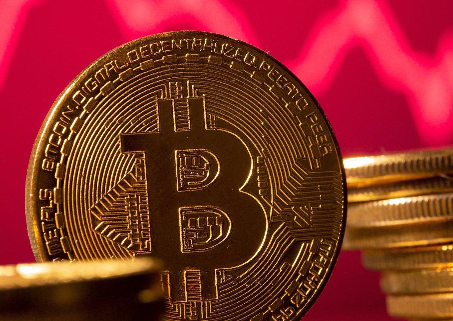 В Україні легалізували використання криптовалюти