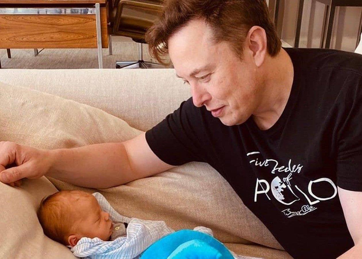 Илон Маск расстался с матерью своего шестого ребенка после трех лет отношений