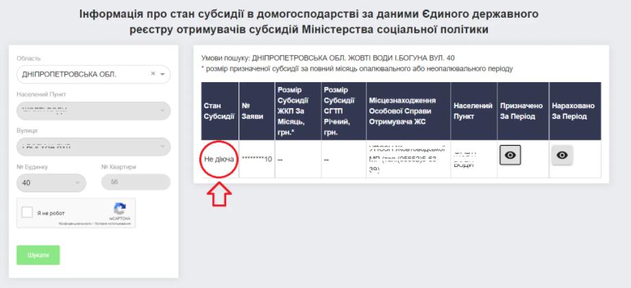 Українці можуть перевірити розмір субсидії онлайн: як дізнатися про нарахування і суму виплат