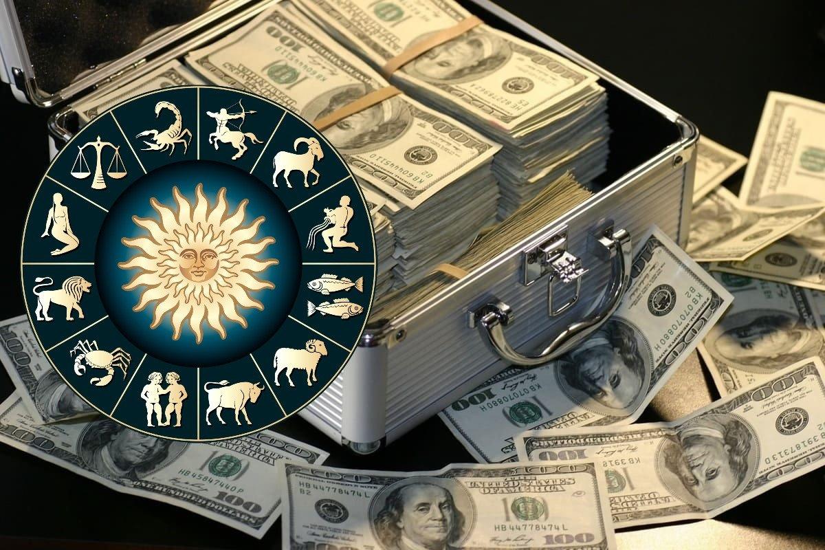 Три знака Зодиака, которые в середине осени получат крупную сумму денег