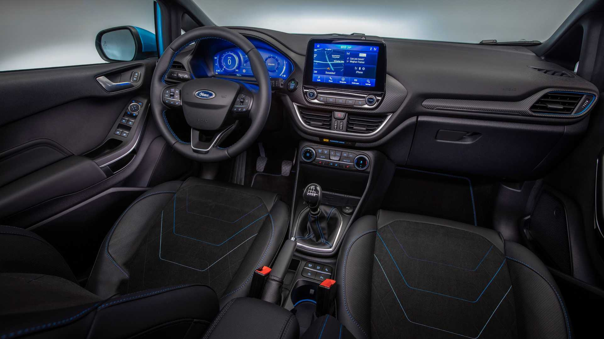 Ford представив оновлену Fiesta