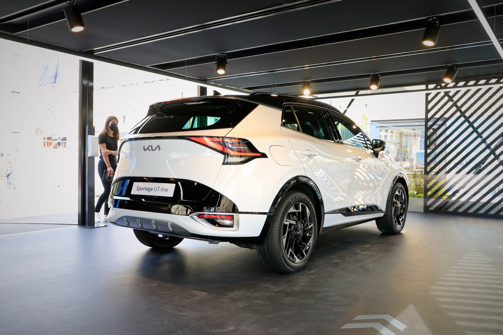 Kia представила європейський Sportage в спортивній версії