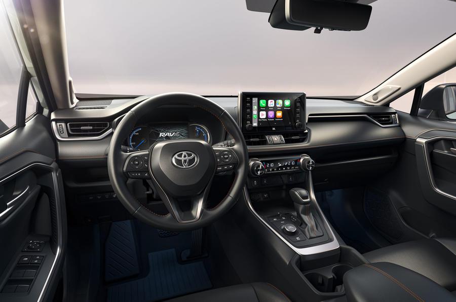Toyota RAV4 отримав позашляхову версію