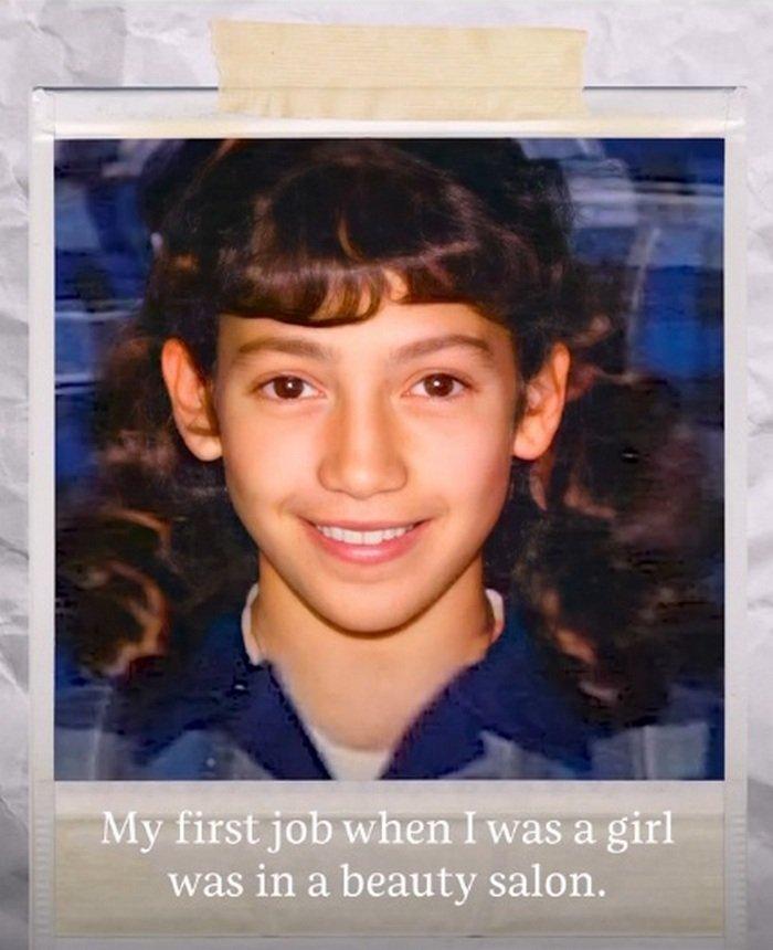 Дженнифер Лопес показала, как она выглядела в подростковом возрасте