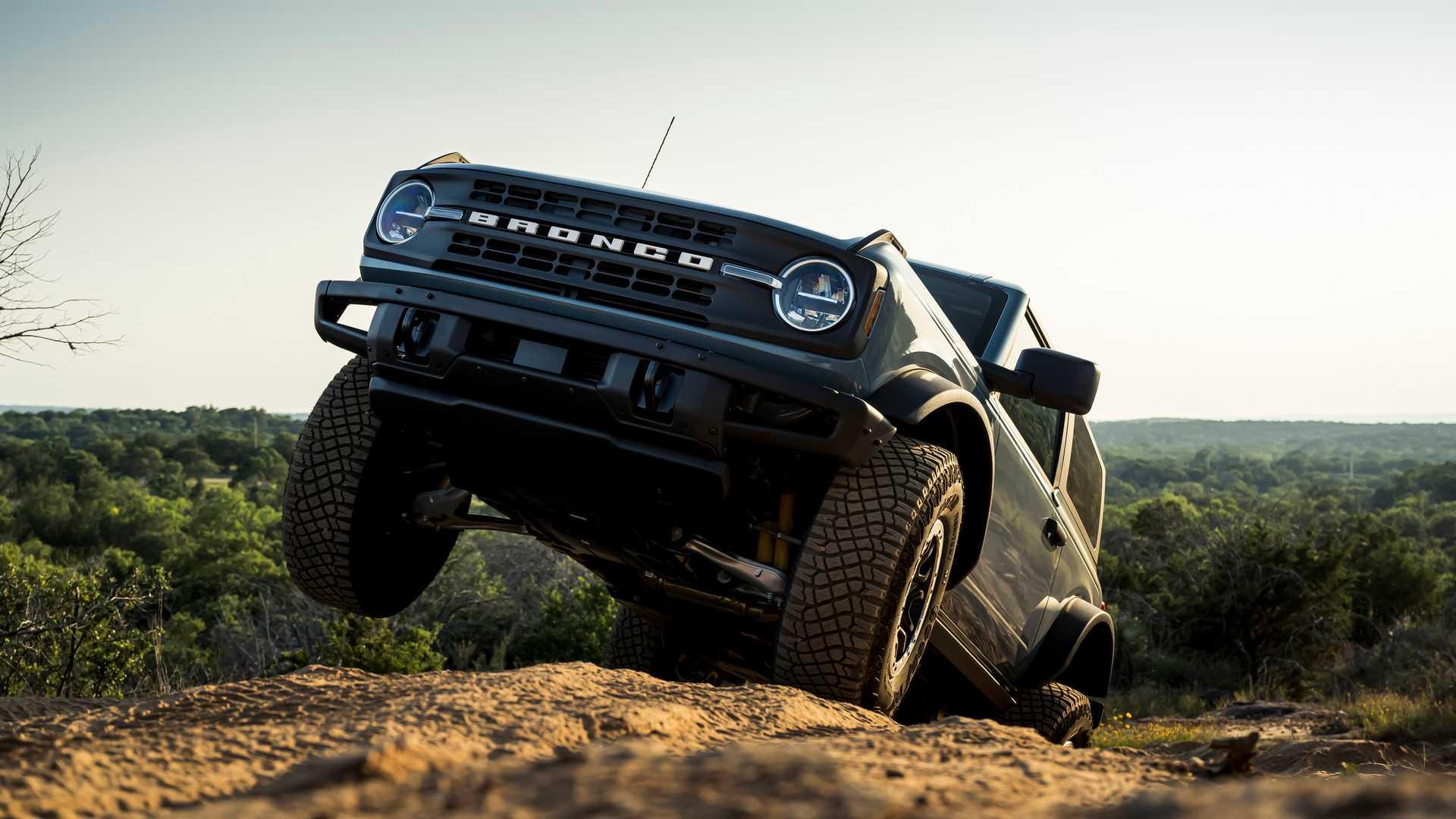 В Україні може з'явитися Ford Bronco
