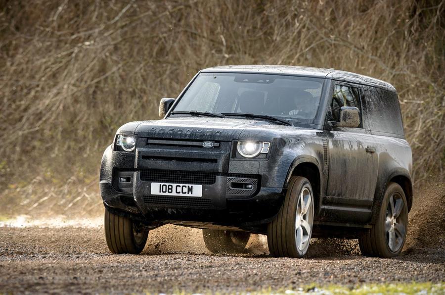 Land Rover Defender отримає люксову версію