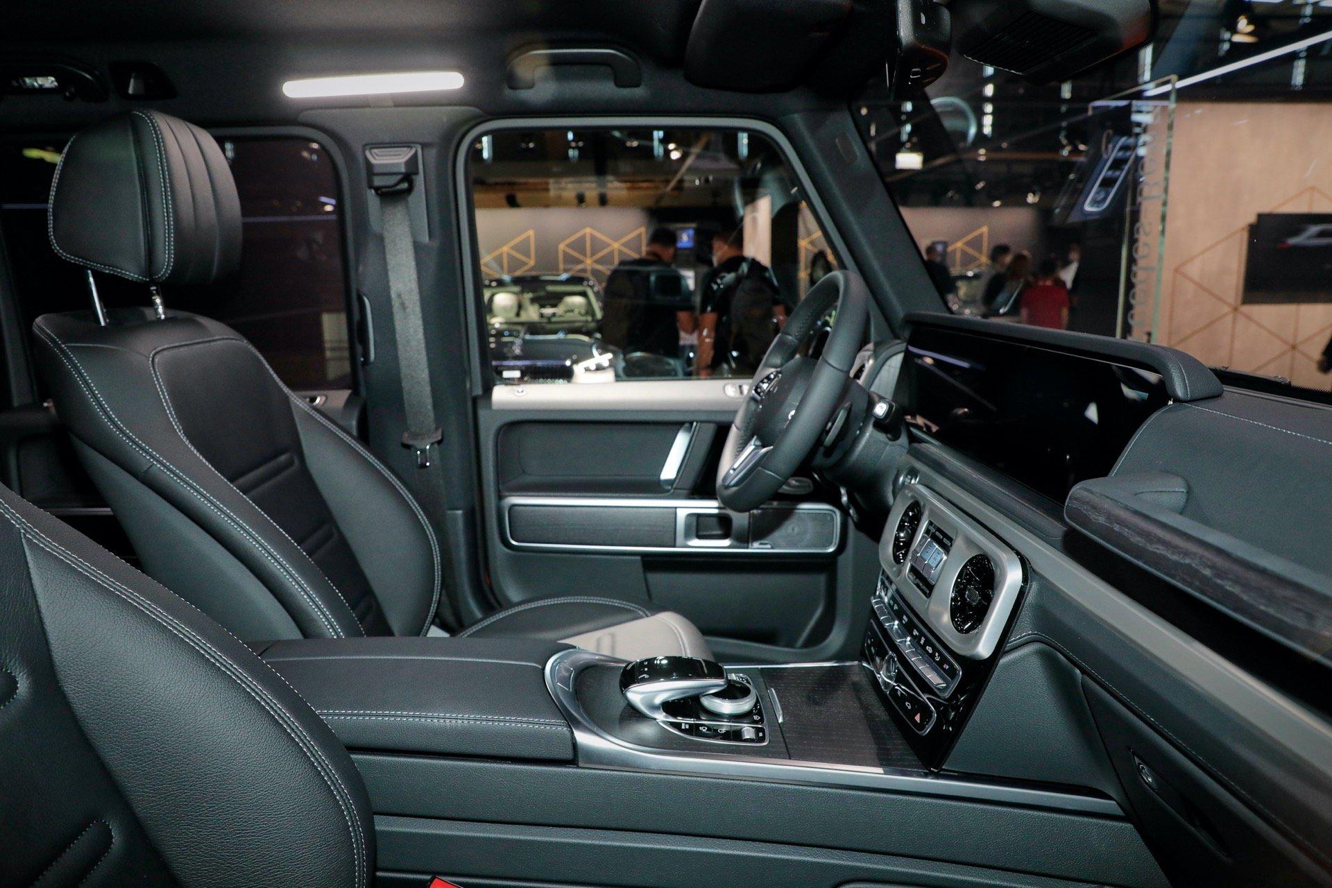 Mercedes-Benz G-Class отримав нову комплектацію
