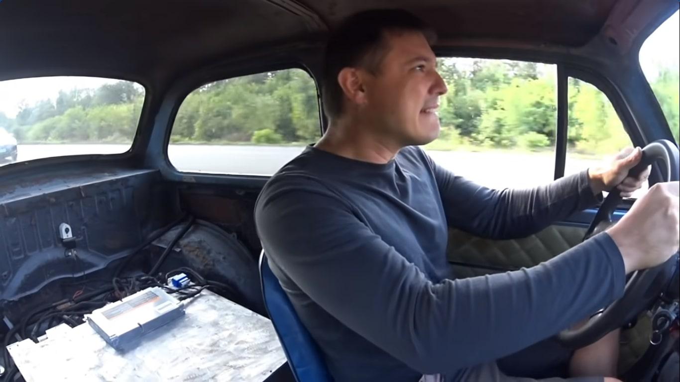 Електричний ЗАЗ кинув виклик Tesla - відео