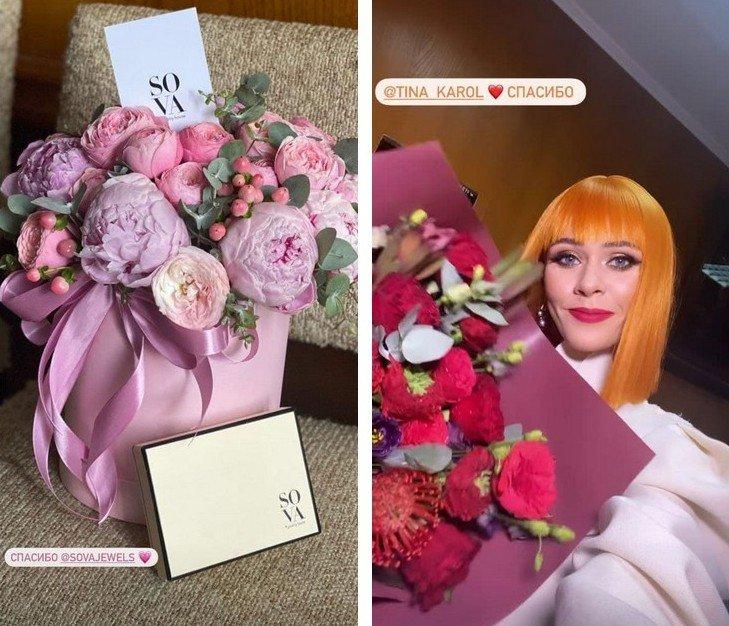 Сюрприз від чоловіка і подарунки: Юлія Саніна показала, як відсвяткувала день народження