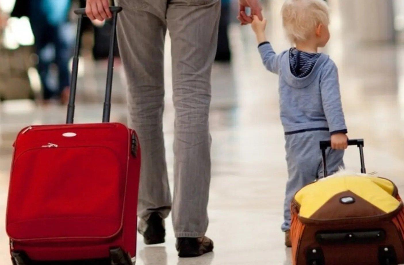 В Україні змінили правила виїзду дітей за кордон