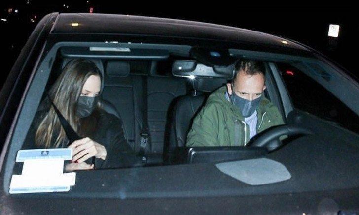 Анджеліна Джолі знову зустрічається з колишнім чоловіком