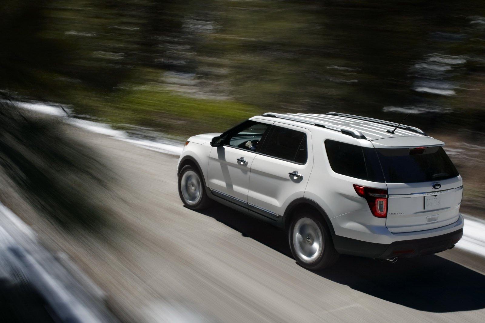 У Ford Explorer виявили проблему з підвіскою