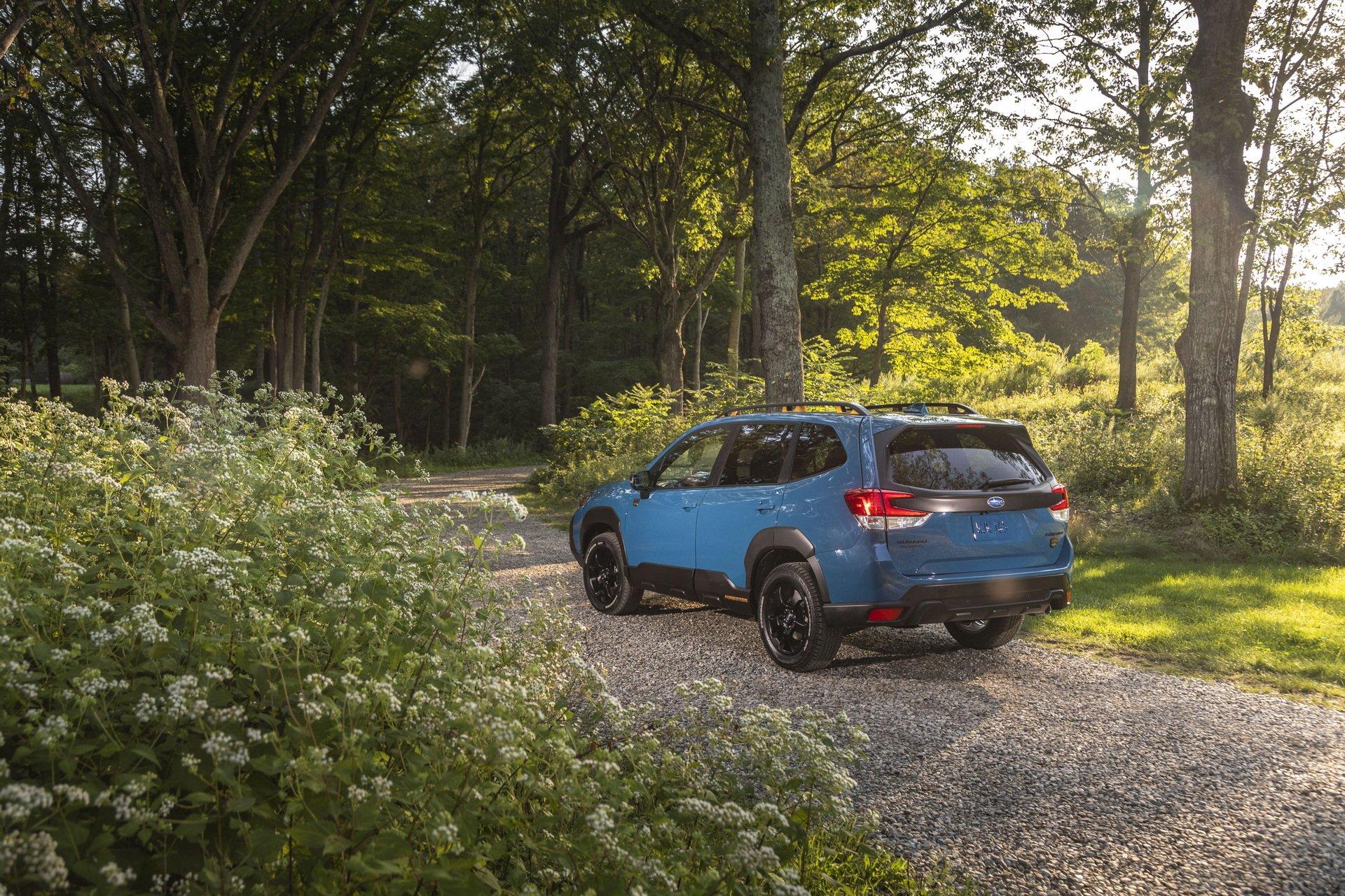 Стало відомо, коли з'явиться Subaru Forester нового покоління